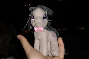 BronyCon 2014:  My first pony plushie!! by AleximusPrime