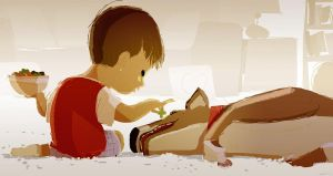 Max and Marty. by PascalCampion