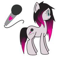 Pony Adoptable 3 - 40 points CLOSED by AgentAdopts