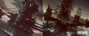 Earthrise Concepts 7 by Mattinian
