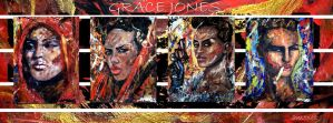 Grace Jones collection by amoxes
