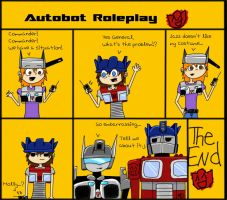 Autobot Roleplay by MollyDarkheart