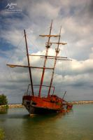 HDR Voyages Past by Nebey