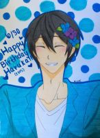 Happy Birthday Haruka!! by Yami-The-Orca