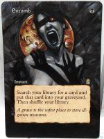 Magic Alteration: Entomb by Ondal-the-Fool