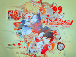 Shizaya : wallpaper by hanachanvongola