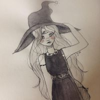 Witch by Lunastrahunter