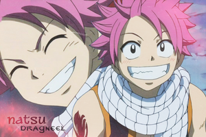 Natsu Dragneel by LainaTS