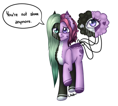 Neglected OC by MilenaMelody