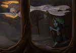 MS: Mini Event - GHOSTFACERS by Lavabeast