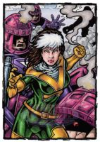 Rogue Sketch Card by tonyperna