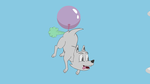 Super-Flying-Fart-Dog by Krigsy