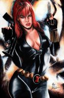 Black Widow by Twynsunz