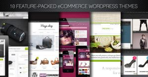 10 Feature-Packed eCommerce Wordpress Themes by CursiveQ-Designs