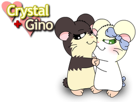 Crystal and Gino by Beasty-Kun