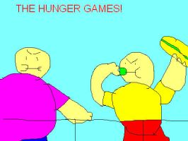 The Hunger Games by bogercs