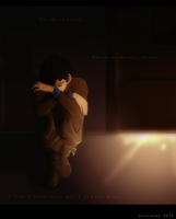 I don't love you but I always will... by Sachishiro