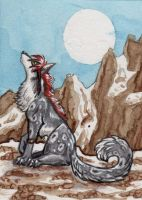 ACEO Eleweth by CrescentMoon