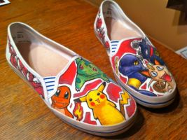 The Shoes of An Otaku by crummywater