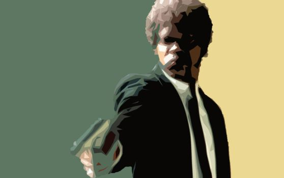Pulp Fiction by OliverGeary