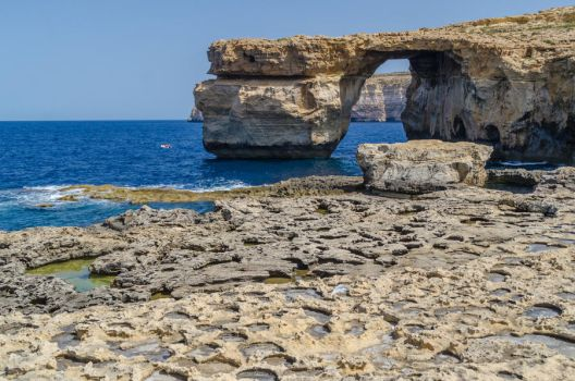 Azure Window by TheMetronomad