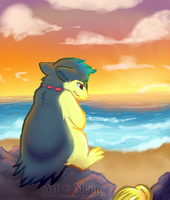 [Sketchmission] Phlosioneer by MystikMeep