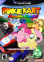 Pinkie Kart: Double Dash (Version 2) by nickyv917
