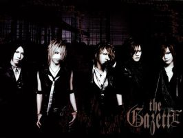 the GazettE by nyanchan-desu