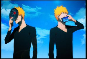 Ichigo Versions by Soldier660