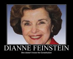Dianne Feinstein by Balddog4