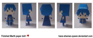 Marth: Paper Doll by haos-shaman-queen