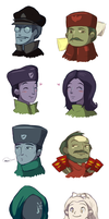 Papers, please by keterok