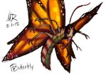 B is for ButterFly by Marioshi64