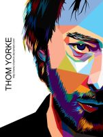 Thom in WPAP by vinartvin