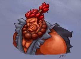 Akuma Quick Colors by Chadwick-J-Coleman
