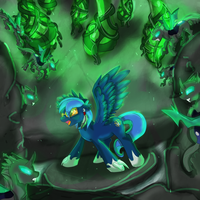 Changeling Hoard by xShadowPromise