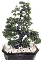 Bonsai Beaded Tree by WoolArtToys