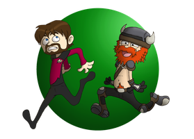 The Yogscast by RatherPeculiar