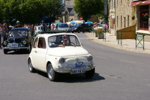 Fiat 500 by doulifee