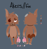 FNaF Akers by spicydoq