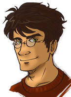 happy potter by stehfuhknee
