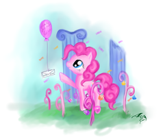 Pinkie's Dream by Dueswals