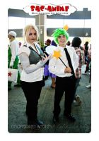 Sacanime - Edward Elric meets Cosmo by AnimeEmm