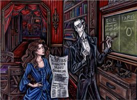 Paris, Zilch (For Barb) by Muirin007