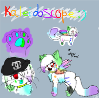 Kaleidoscope by Spywolfie3000