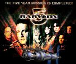 Mission is Completed/Babylon 5 by scifiman