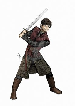 Ramsay Bolton by Fandias