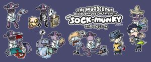 Mr Sock Munky by cronobreaker