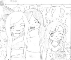 HAPPY BDAY PAIGIE by xLinaChan07x