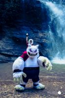 Nunu TPA Cosplay - League of Legends by hiiraguizaua